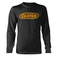 Clutch - Classic Logo (Long Sleeve T-Shirt)