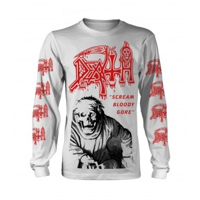 Death - Scream Bloody Gore (Long Sleeve T-Shirt)