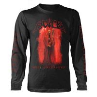Evile - Hell Unleashed Black (Long Sleeve T-Shirt)