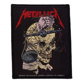 Metallica - Harvester Of Sorrow (Patch)