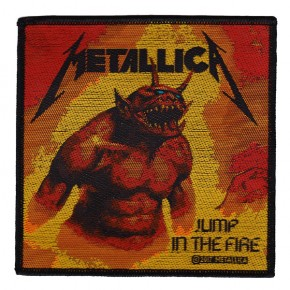 Metallica - Jump In The Fire (Patch)