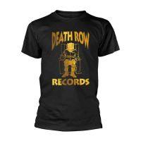 Death Row Records - 30TH Logo Foil Print (T-Shirt)