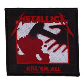 Metallica - Kill 'em All (Patch)