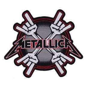 Metallica - Metal Horns (Patch)