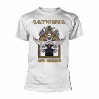Batushka - Carju Niebiesnyj White (T-Shirt)