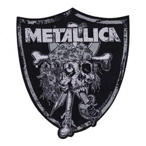 Metallica - Raiders Skull (Patch)