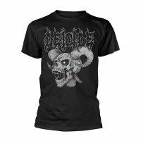Deicide - Skull Horns (T-Shirt)