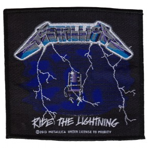 Metallica - Ride The Lightning (Patch)