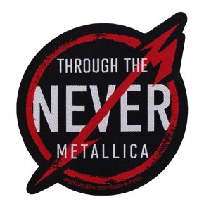 Metallica - Through The Never (Patch)