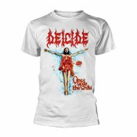 Deicide - Once Upon The Cross White (T-Shirt)