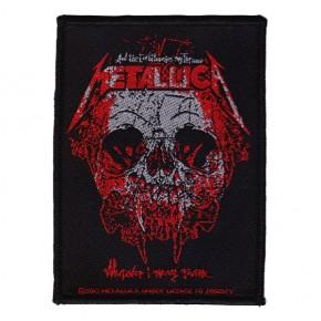 Metallica - Wherever I May Roam (Patch)
