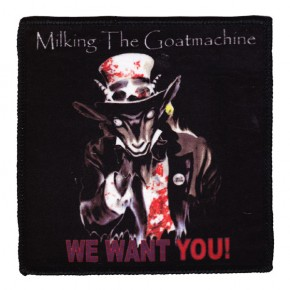 Milking The Goatmachine - We Want You (Patch)