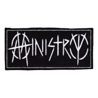 Ministry - Embroidered Logo (Patch)