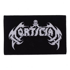 Mortician - Large Logo (Patch)