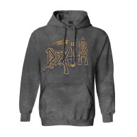 Death - Leprosy Vintage Wash (Hooded Sweatshirt)