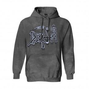 Death - Spiritual Healing Vintage Wash (Hooded Sweatshirt)