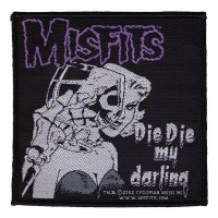 Misfits - Die Die My Darling (Patch)