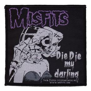 Misfits - Die Die My Darling (Patch)