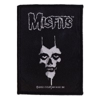 Misfits - Lukic Skull (Patch)