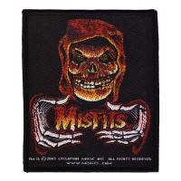 Misfits - Red Fire Fiend (Patch)