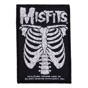 Misfits - Ribcage (Patch)