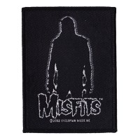 Misfits - Silhouette (Patch)