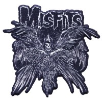 Misfits - Descending Angel Embroidered (Patch)