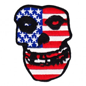 Misfits - Face US (Patch)