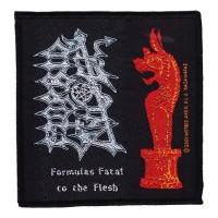 Morbid Angel - Formulas Fatal To The Flesh (Patch)