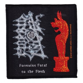 Morbid Angel - Formulas Fatal To The Flesh (Patch)