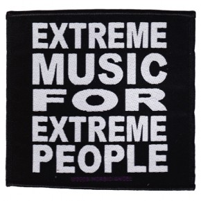 Morbid Angel - Extreme Music (Patch)