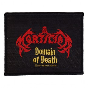 Mortician - Domain Of Death (Patch)