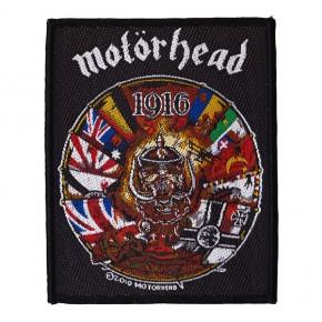 Motorhead - 1916 (Patch)