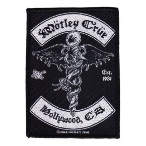 Motley Crue - Hollywood (Patch)