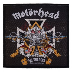 Motorhead - All The Aces (Patch)