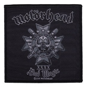 Motorhead - Bad Magic (Patch)