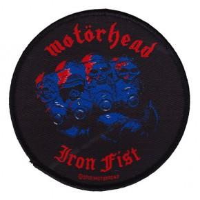 Motorhead - Iron Fist Album (Patch)