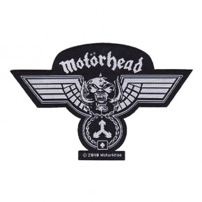 Motorhead - Hammered Wings (Patch)