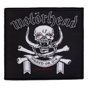 Motorhead - March Or Die (Patch)
