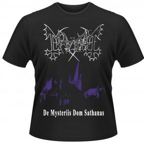 Mayhem - De Mysteriis Dom Sathanas (T-Shirt)