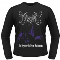 Mayhem - De Mysteriis Dom Sathanas (Long Sleeve T-Shirt)