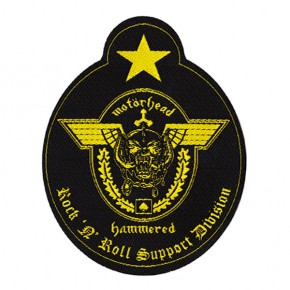 Motorhead - Rock N Roll Support Division (Patch)