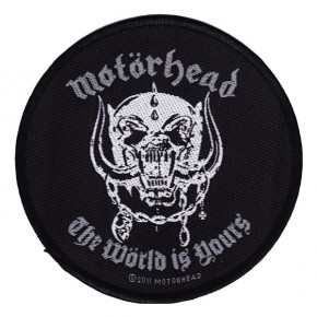 Motorhead - The World Is Yours (Patch)