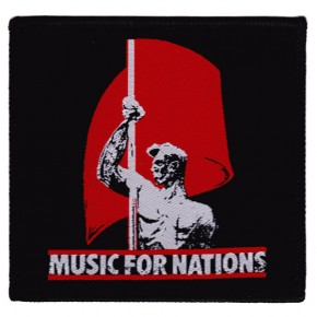Music For Nations - Logo (Patch)