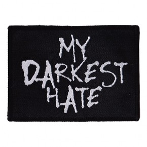 My Darkest Hate - Logo (Patch)