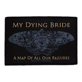 My Dying Bride - A Map Of All Our Failures (Patch)