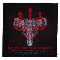 My Chemical Romance - Double Gun (Patch)