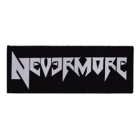 Nevermore - Logo (Patch)