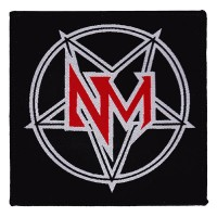 Nevermore - Pentagram (Patch)
