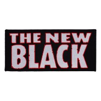 New Black - Logo (Patch)